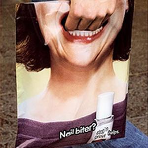 publicidad en las bolsas