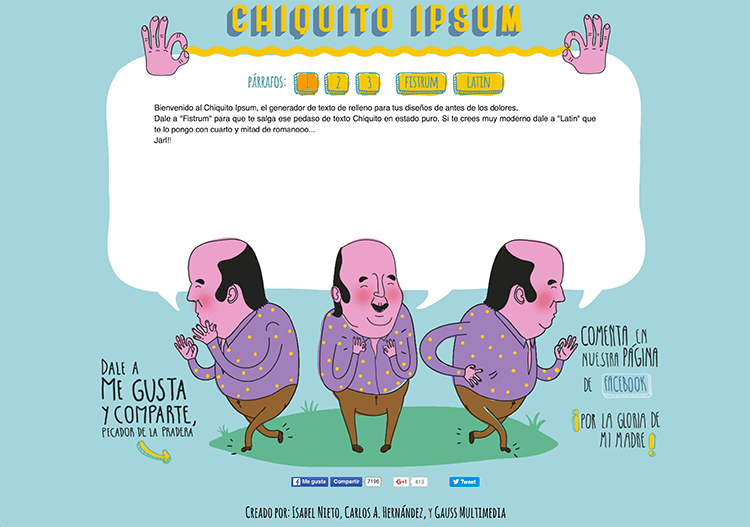 chiquitoipsum