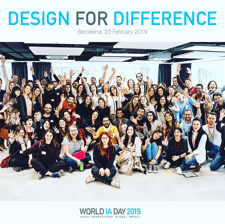 foto de grupo WIAD 2019 Barcelona